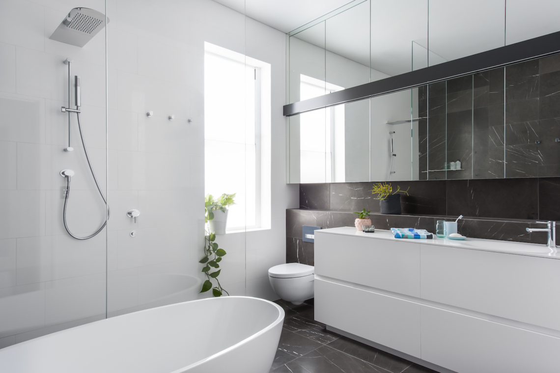 Glebe Bathroom - Liebke Projects