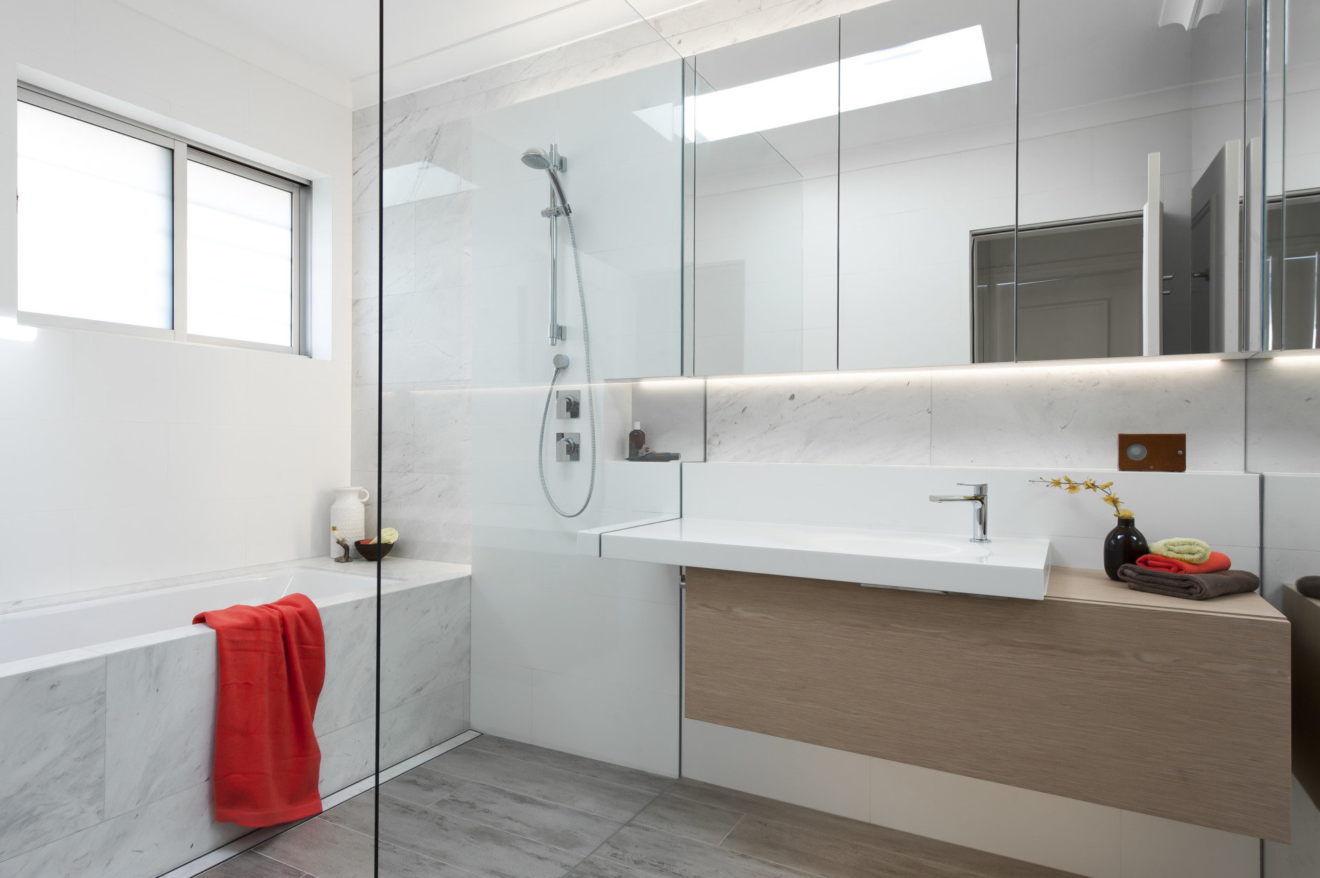 Liebke Projects bathroom design