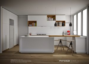 Liebke Projects kitchen design